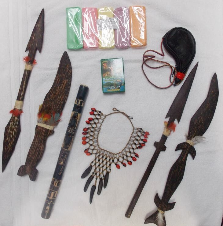 crafts of the Amazon