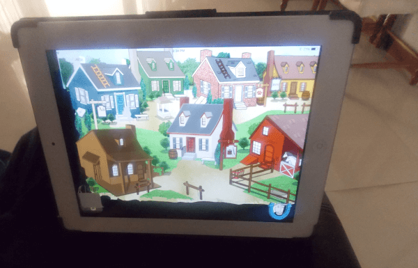 Colonial Village @ Tina's Dynamic Homeschool Plus