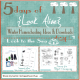 5 Days of Look Alive Winter Homeschooling. Day 1 Look to the Sea. @ Tina's Dynamic Homeschool Plus featured