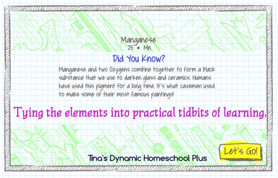 Atomidoodle Chemistry Game App 3 @ Tina's Dynamic Homeschool Plus-1