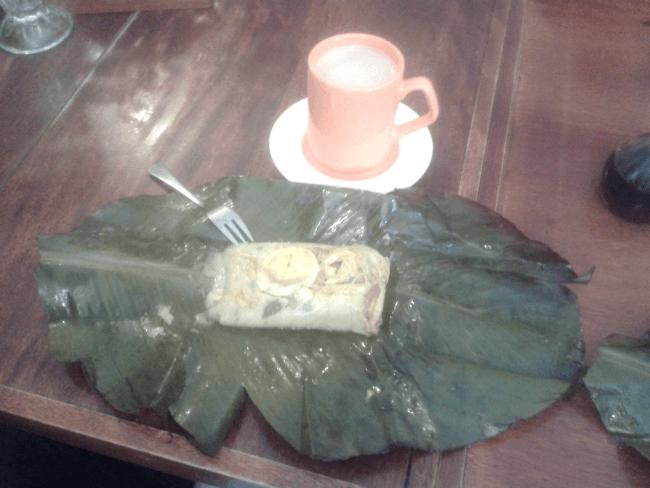 Ecuadorean tamales @ Tina's Dynamic Homeschool Plus
