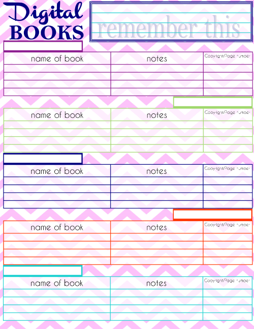 Digital Books List Color 500x