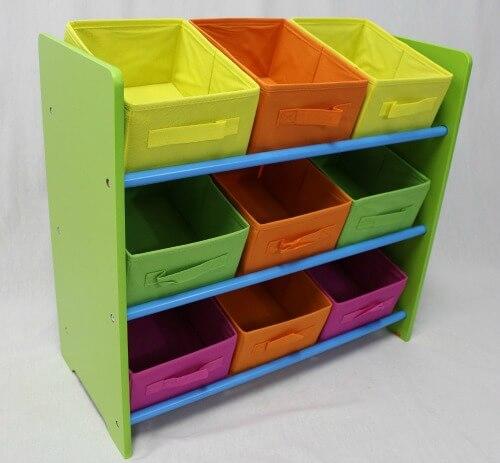3 tier storage