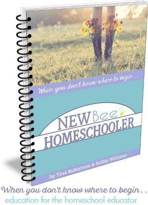 New Bee Homeschool Progam sidebar 300x