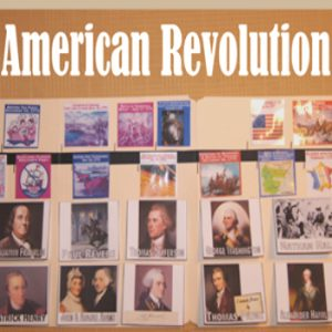 American History | American Revolution Lapbook