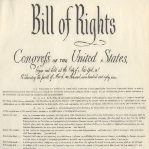 American History | Bill of Rights