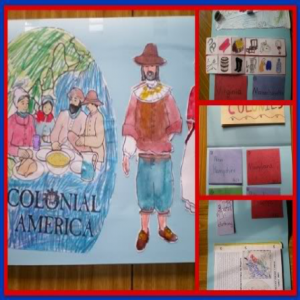 American History | Colonial America Lapbook