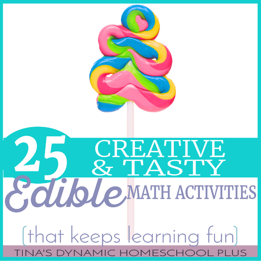 25 Creative and Tasty Edible Math Activities that Keeps Learning Fun