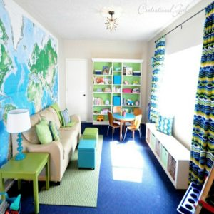 Homeschool Organization + {Storage Spaces and Learning Places } | Tina's Dynamic Homeschool Plus