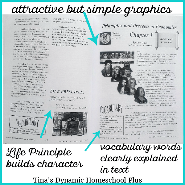 Homeschool curriculum review archives tinas dynamic homeschool plus vocabulary words are clearly defined through simple but not busy illustrations which makes the teaching points or message memorable fandeluxe Image collections