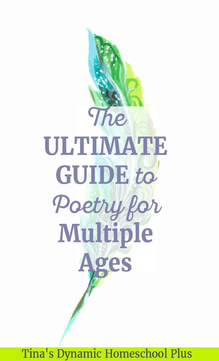 The Ultimate Guide to Poetry (For the Intimidated). Like living books, poetry needs to be appreciated first for the ability to move a reader. Rhythm and meter are art forms of poetry. And choosing the right words, a pause or space in between stanzas, and giving life to soulless objects are ways that a skillful poet evokes thoughts, feelings and imagination. Click here to learn how to skillfully teach poetry!