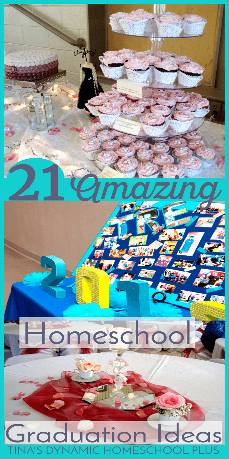 I've gathered 21 amazing homeschool graduation ideas that will help your family to celebrate old traditions and make new memories. Click here to use them!