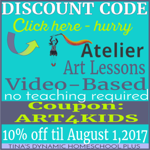 Product review archives tinas dynamic homeschool plus though is that they are giving away one winners choice of any grade level art curriculum dont think somebody else will win you want to try for it fandeluxe Gallery