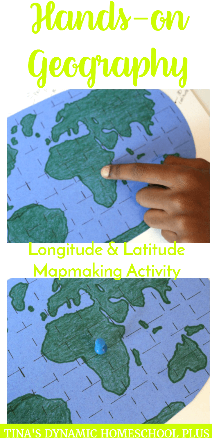 Hands on geography longitudelatitude mapmaking activity learning to read longitude and latitude is a major part of reading maps with these gumiabroncs Images