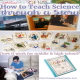 How to Teach Science through a Story