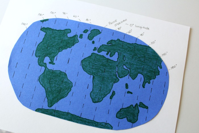 Adjusting Longitude and Latitude on a Map @ Tina's Dynamic Homeschool Plus