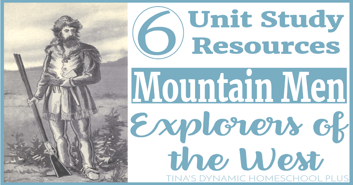 Whether you're studying about the American Frontier, fur trade or mountain living, you'll bring history alive through studying the tough life of mountain men.