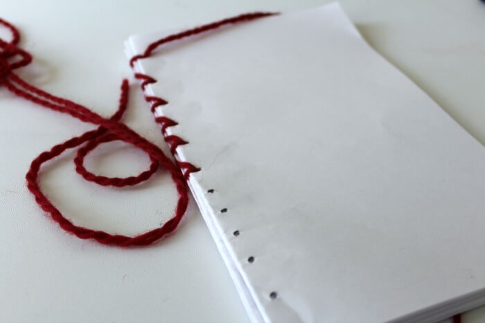 Stitching a Codex Together
