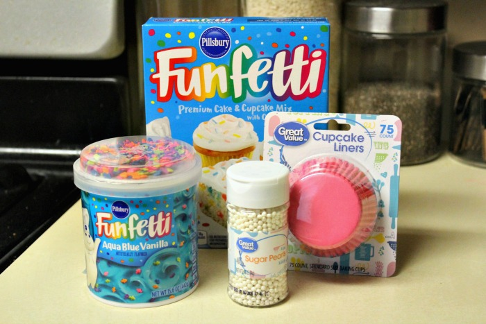 Alice in Wonderland Cupcake Supplies