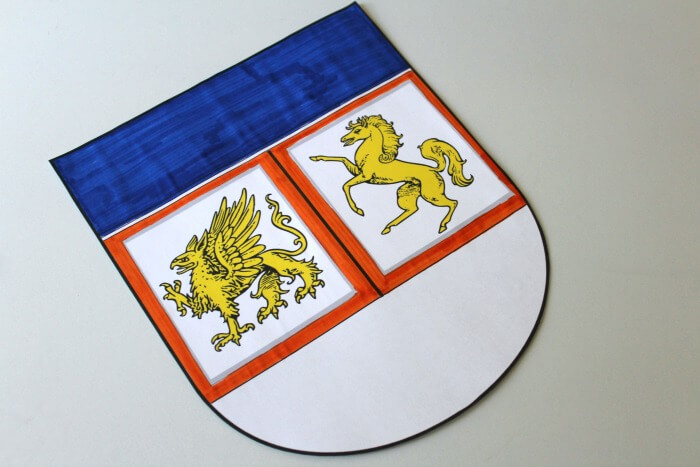 Choosing Colors for a Coat of Arms