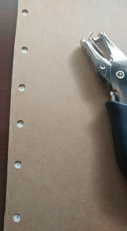DIY Revolutionary War Journal