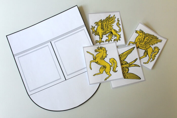 Making a Coat of Arms