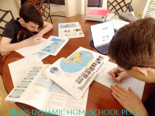 Mapmaking and geography for homeschool study. Check out the tips!