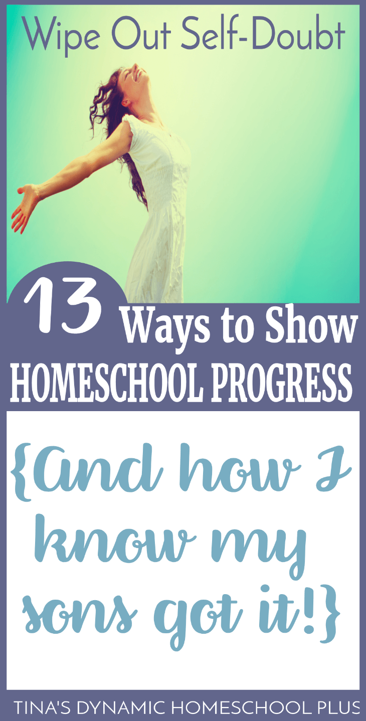 When a student takes initiative in his school every day that practice spills over to real life. Rigorous academics builds character. Giving your kids freedom to demonstrate mastery equips them with a can do spirit that will stick into adulthood. Grab these 13 creative ways for your child to show mastery! #homeschool