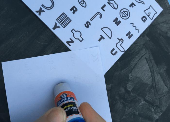 Rosetta Stone Making a Code