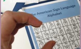 Hands-On History: Helen Keller Braille and ASL Activity