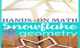 Hands-On Math: Fun and Easy Snowflake Geometry
