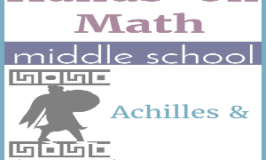 How to Teach Limits: Hands-on Middle School Math