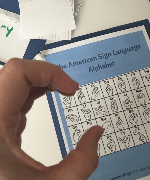 Learning the ASL Alphabet