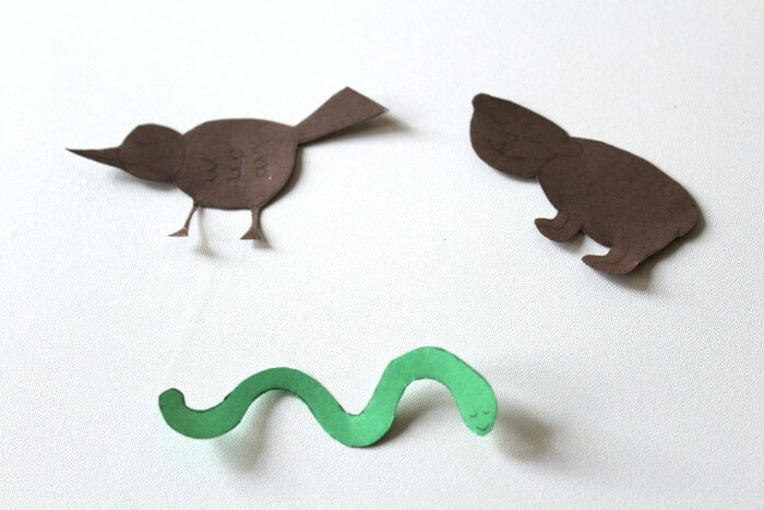 Making Camouflage Animals