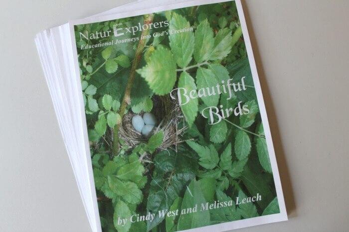 Nature Explorers Beautiful Birds