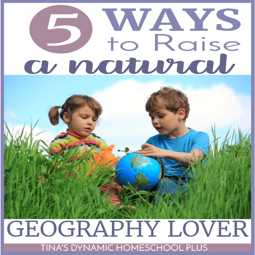 5 Ways to Raise a Natural Geography-Lover. Kids have a natural inborn inquisitiveness for how the earth is made and the different cultures they see around them. Teach geography naturally. Look at these 5 ways to teach geography naturally. Click here to see how!
