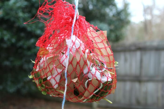 Simple Bird Nesting Bag