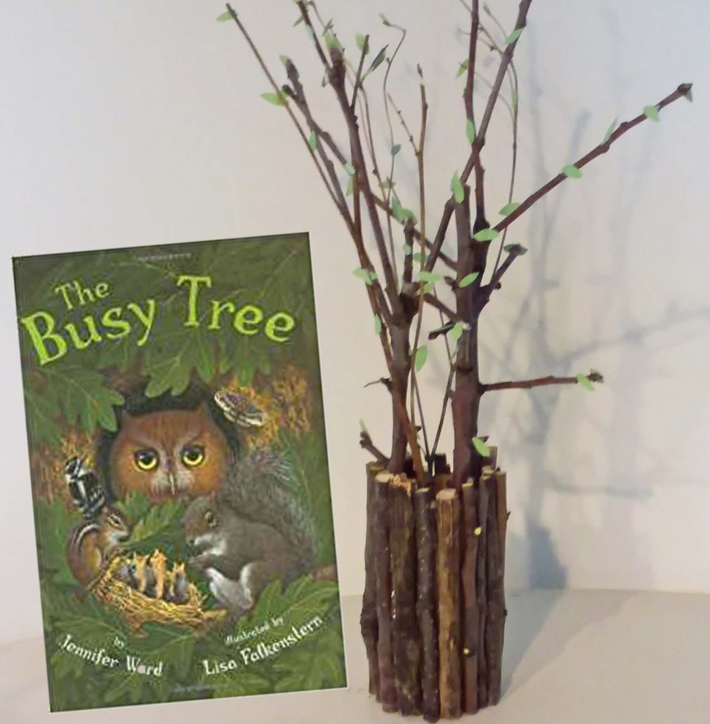 The Busy Tree with Tree Craft