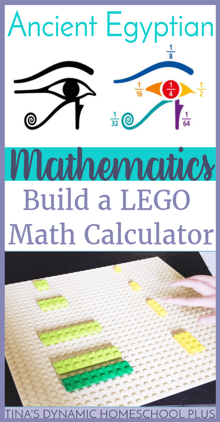 Ancient egyptian mathematics build a lego math calculator for Build a home calculator