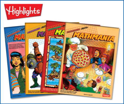 Math Mania Highlights