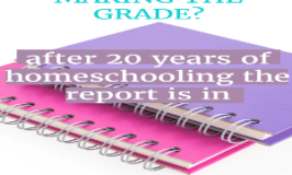 Is Homeschooling Making the Grade? It's in and the Grade is ALL Fs!