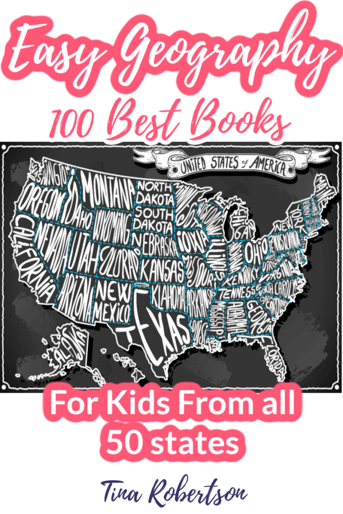 100 BEST Books for Kids from all 50 States (Easy Geography)