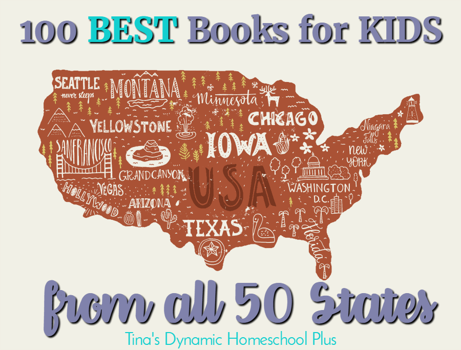 Book lists are a great resource for beginning a homeschool unit study, to revive learning when you feel the homeschool doldrums, or to use them for a geography unit study when you want to move away from boring textbooks