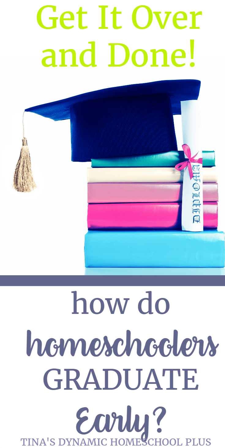 When one of my sons told me he wanted to be over and done with high school, I was set back. At the time a kid cops this attitude, it seems like his whole future will be ruined. I'm here to tell you that is not always so. You'll love these tips and tricks when your teen wants to be over and done with homeschool high school. CLICK HERE!