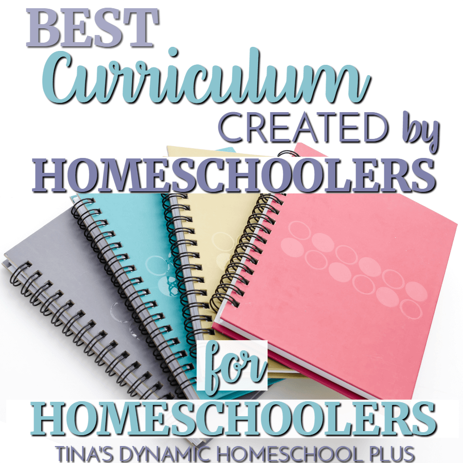 I love all the choices, but when it comes to teaching our kids at home some homeschool curriculum is superior to others. One area of curriculum that I'm thrilled to see an explosion in is curriculum by homeschoolers for homeschoolers. CLICK HERE!