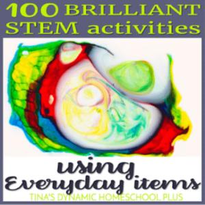 100 Brilliant STEM Activities Using Everyday Items