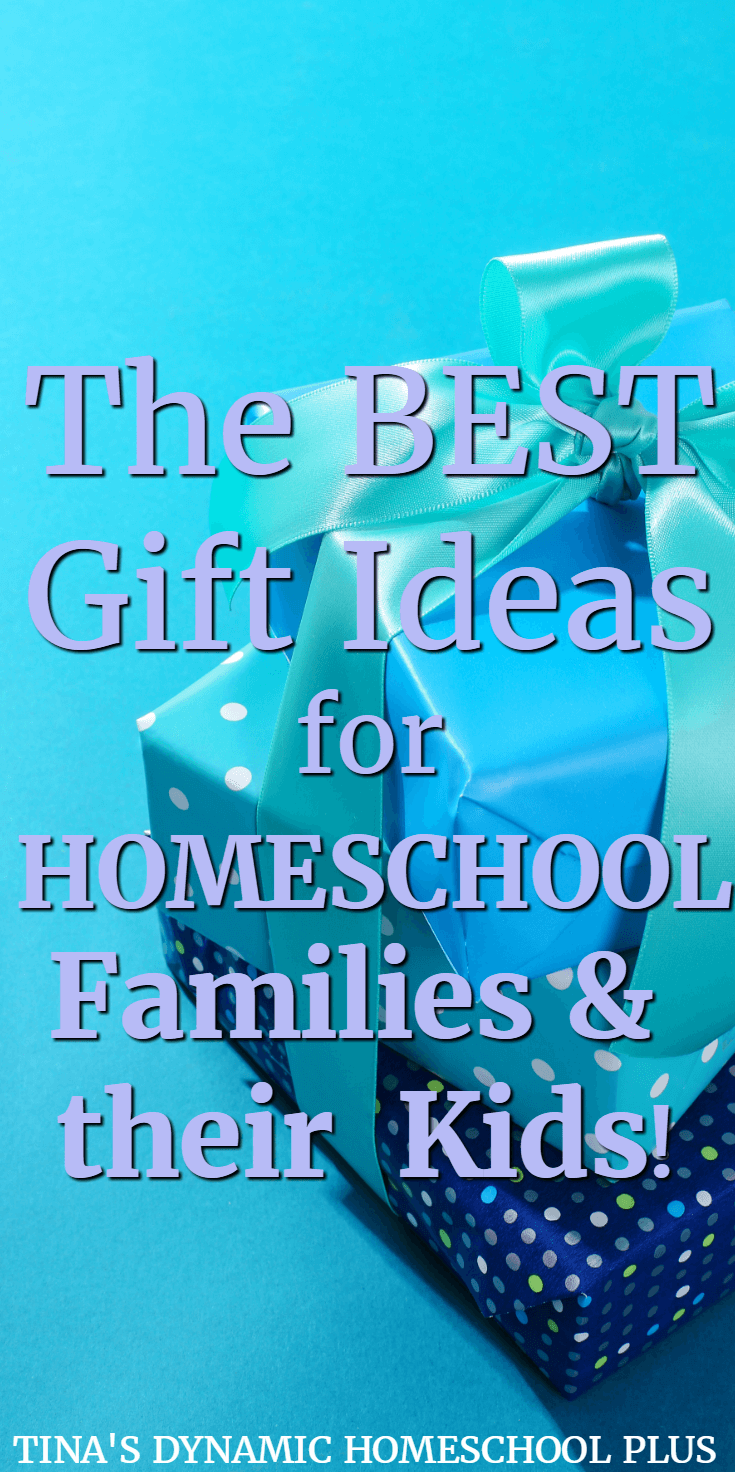 Gift Ideas for Homeschoolers Archives - Tina\'s Dynamic Homeschool Plus