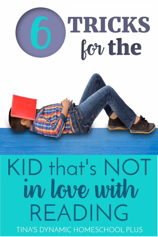 Some kids just never get into the reading habit or would prefer other activities. So what do you do when your child doesn't fall in love with reading? Here are some helpful tips for when your child is not a voracious reader! Click here to grab these AWESOME tips!