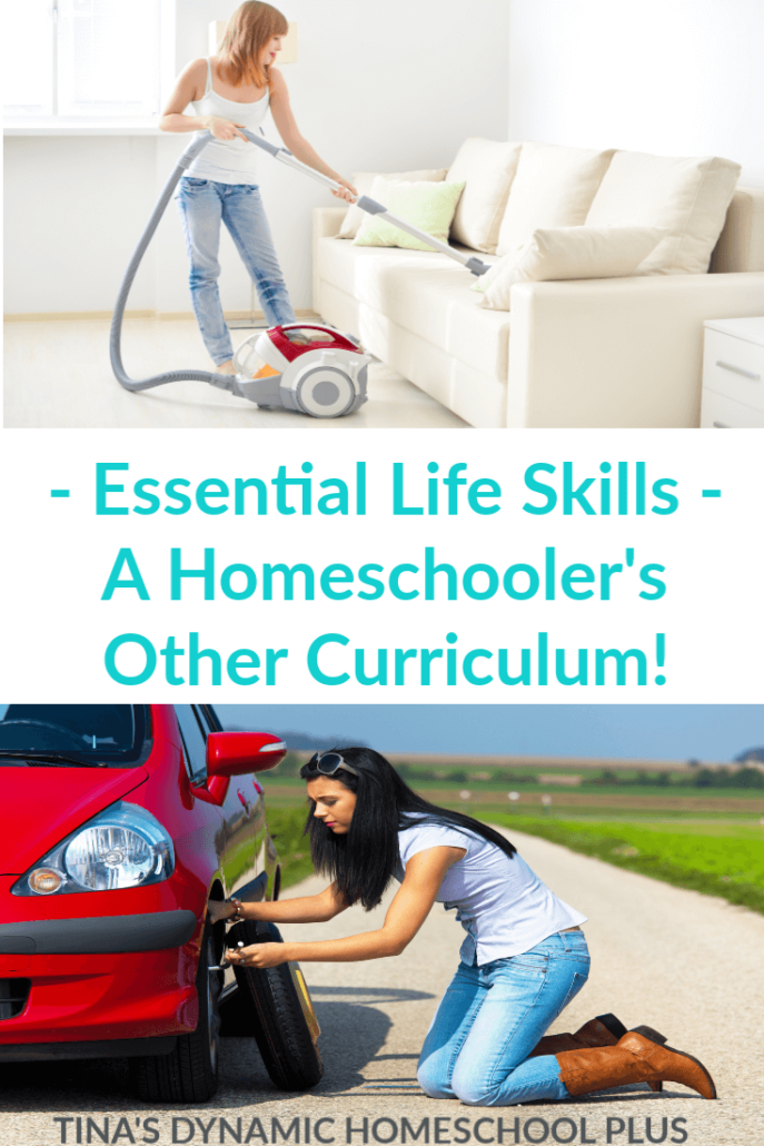 As homeschoolers we have an advantage; we know that essential life skills are a crucial part of our curriculum. Click here to grab this list!