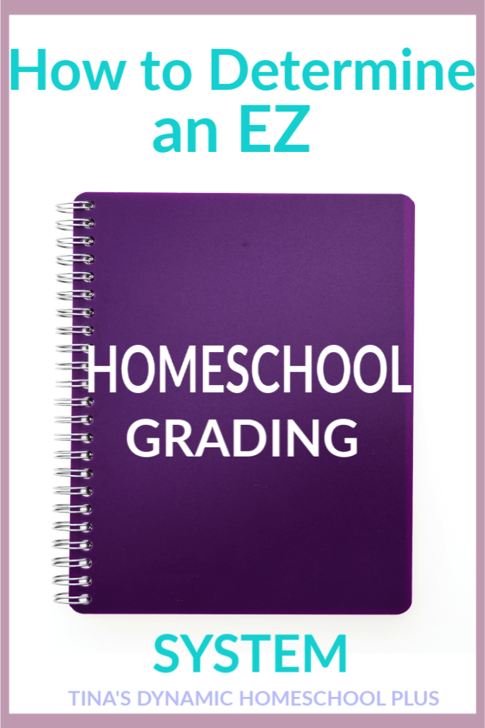 How to Determine an EZ Homeschool Grading System. Are grading systems really necessary for homeschool families? How can you accurately demonstrate progress and comprehension without using grades? How do you determine a homeschool grading system?
